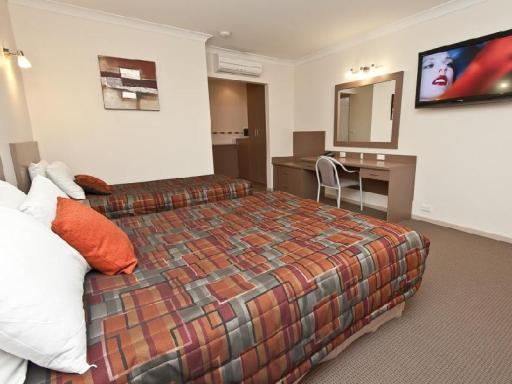 Econo Lodge Heritage Inn hotel accepts paypal in Wagga Wagga