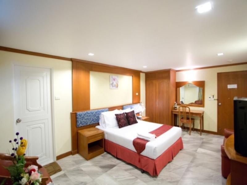 查帕特酒店,โรงแรมชัยพัช