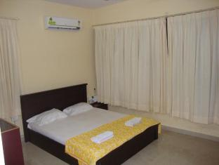 Omega Beach Resort Noord-Goa - Gastenkamer