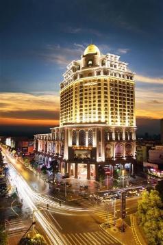 yinquan hotel, Zhongshan