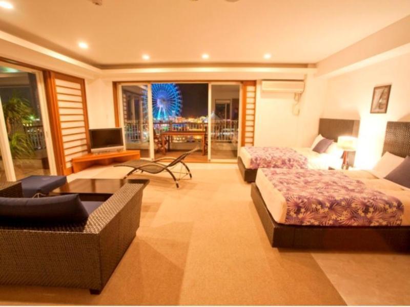 okinawa hotelTerrace Garden Mihama Resort