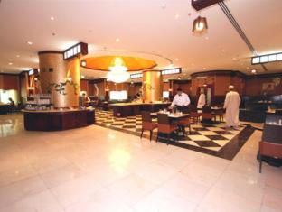 Al Bustan Tower Hotel Suites - Al Bustan Tower Hotel Suites Sharjah - Lobby