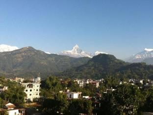 Hotel Trekkers Inn Pokhara - View from the room