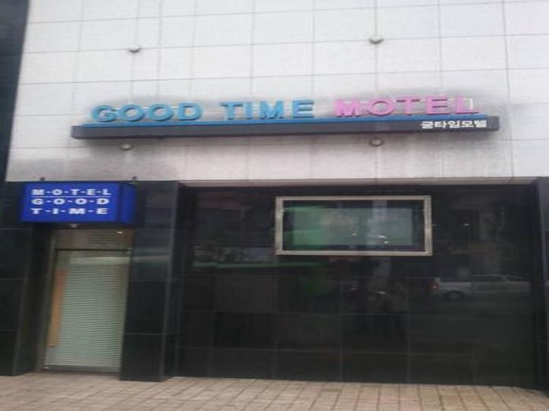 South Korea-굿 타임 호텔 (Good Time Hotel)