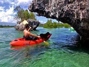 Ravenala Resort Cebu - Recreational Activity - Kayaking