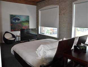 Hotel Ocho Toronto (ON) - Guest Room