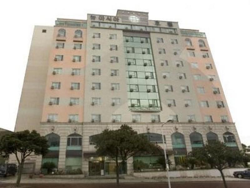 South Korea-뉴아시아 호텔 (New Asia hotel)
