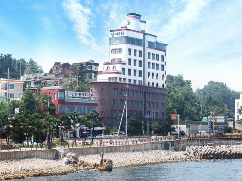 South Korea-산 & 바다 스포츠 호텔 (M&O Sports Hotel)