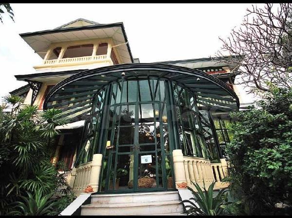 泰国曼谷查克洛博瑟别墅酒店(Chakrabongse Villas) 泰国旅游 第1张