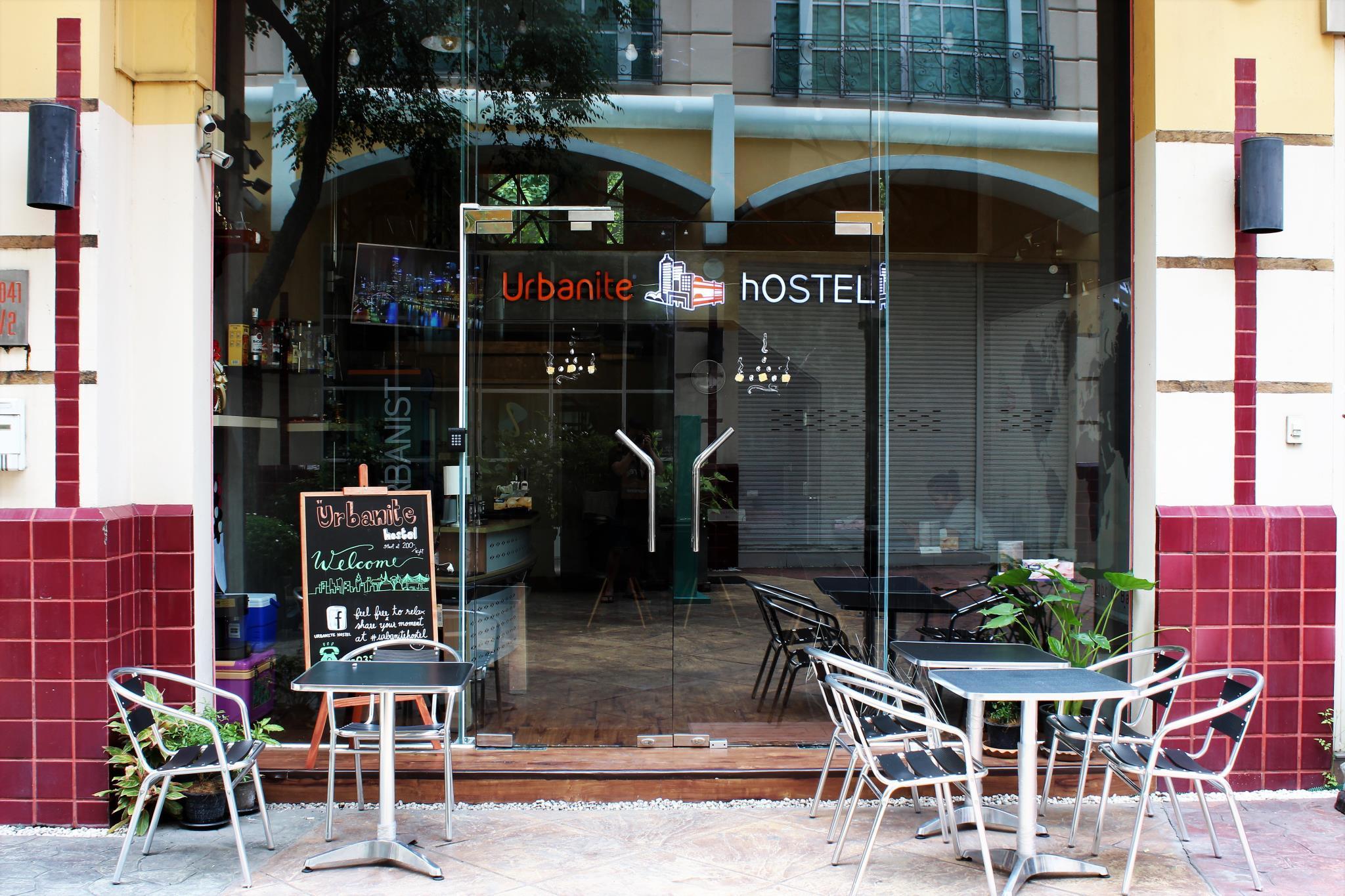 Urbanite Hostel.