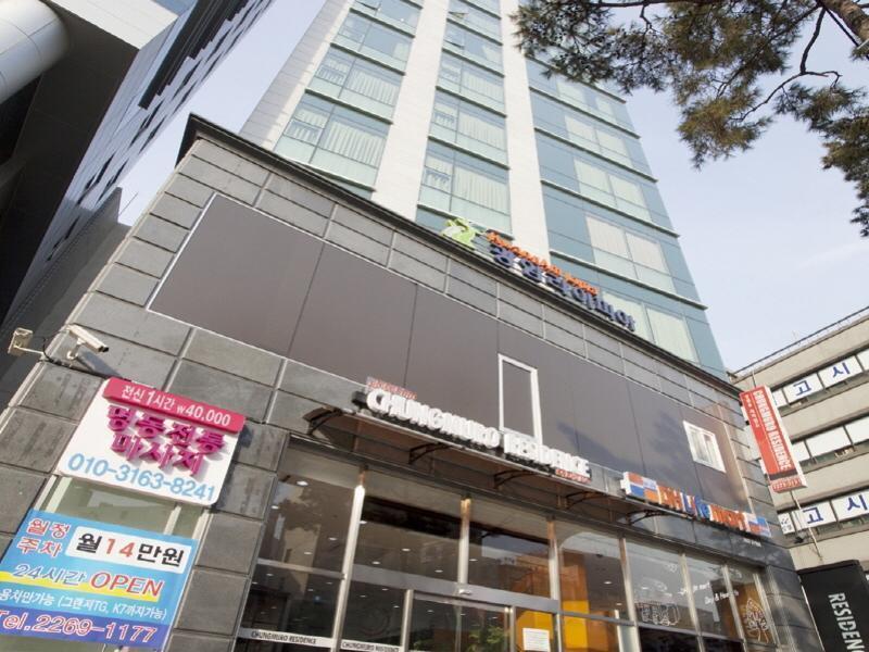 South Korea-충무로 레지던스 & 호텔 (Chungmuro Residence & Hotel)