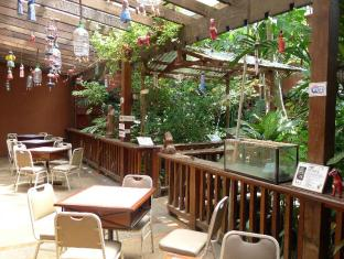 Mayflower Inn Cebu - Garden Cafe