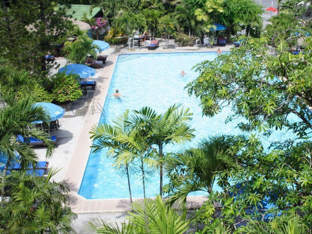 โรงแรมปาล์ม การ์เดน (Palm Garden Hotel)