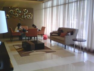East of Galleria Condominium Manila - Condominium Lobby