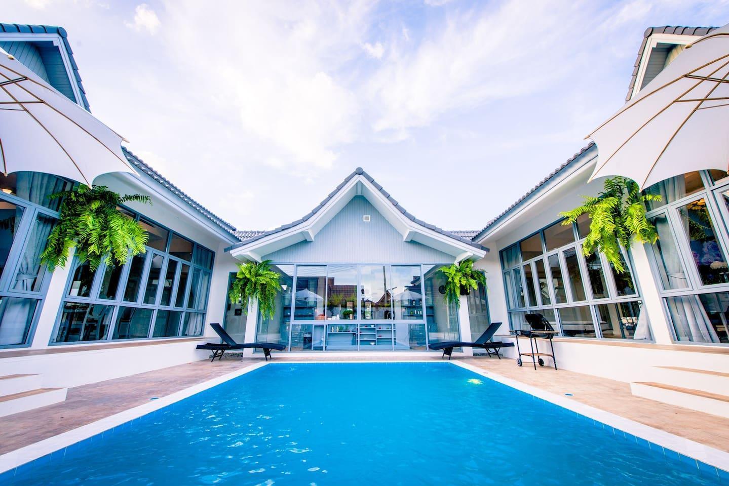 ,The Garden Chiang Mai Pool Villa