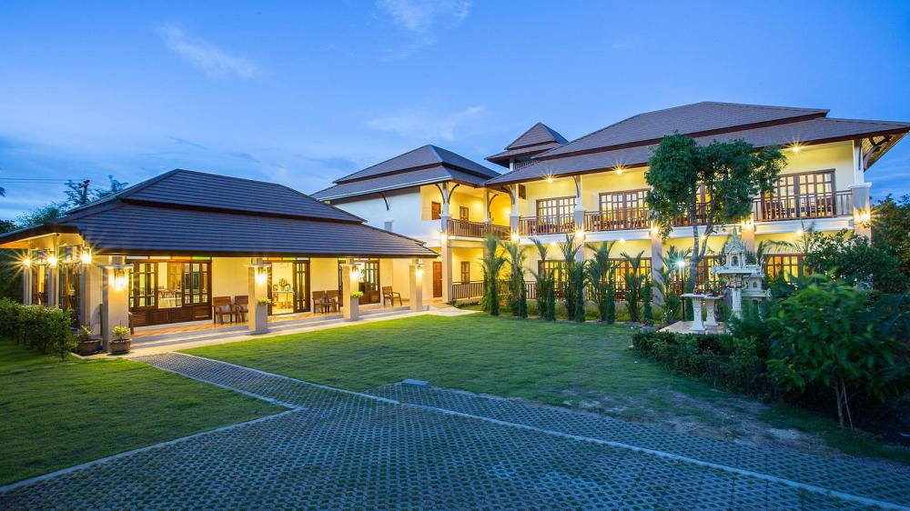 Oh Amphawa Boutique Resort