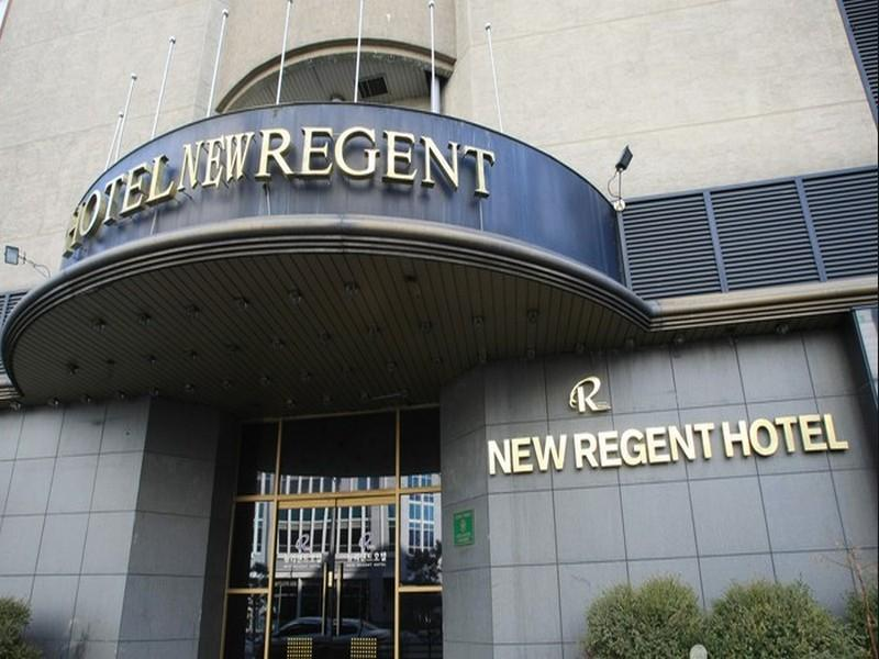 South Korea-뉴 리젠트 호텔 (New Regent Hotel)