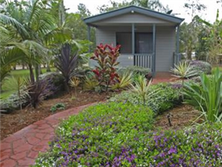 BIG4 Atherton - Woodlands Tourist Park Atherton Tablelands - Superior Ensuite Villa with Wheelchair Access