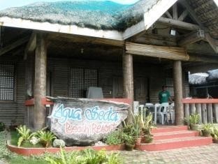 아구아 세다 비치 파구드푸드 - 호텔 외부구조