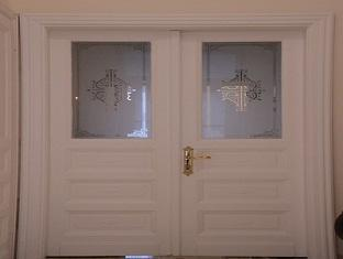 Parisien Downtown Apartment Budapest - Entrance