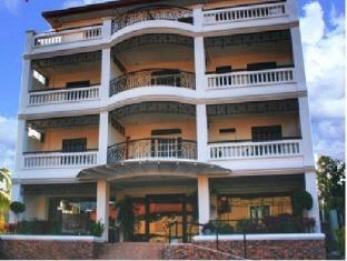 Mira de Polaris Hotel Laoag - A szálloda kívülről