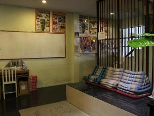 Phuket Backpacker Hostel Phuket - recepcija