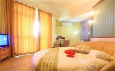SEA HOUSE HOLIDAY APT Studio with Round Bed, Sanya