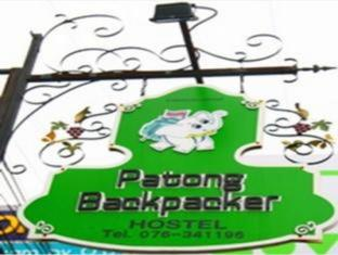 Patong Backpacker Hostel Phuket - Hotel z zewnątrz