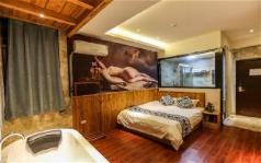 WUZHEN SHUYI RUOSHUI HOMESTAY  Pirvate Double Bed Studio 302, Jiaxing