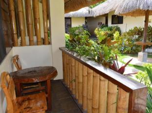Chiisai Natsu Resort Bohol - Erkély/Terasz