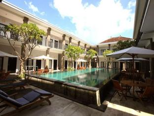 Hotel Asoka City Home 발리 - 수영장