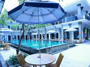 Hotel Asoka City Home Bali - Swimmingpool
