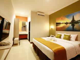 Hotel Asoka City Home 발리 - 게스트 룸