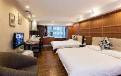 XIANGHEJU Cozy 2 Bed Apt, Chengdu
