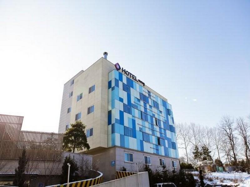 South Korea-호텔 디아망 (Hotel Diamant)