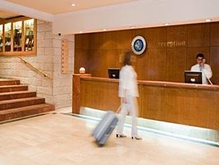 Leonardo Inn Hotel Jerusalem Jerusalem - Reception