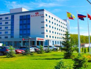 Ramada Moscow Domodedovo Hotel Moscow - Exterior