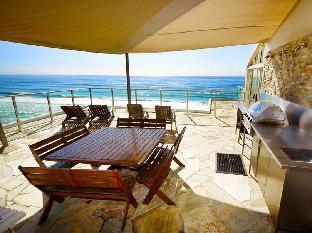 Hotell Beachfront Viscount Apartments  i Gold Coast, Australien