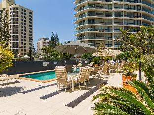 Hotell Durham Court Holiday Apartments  i Gold Coast, Australien
