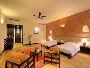 戈卡纳森林度假村酒店 加德满都 - 客房