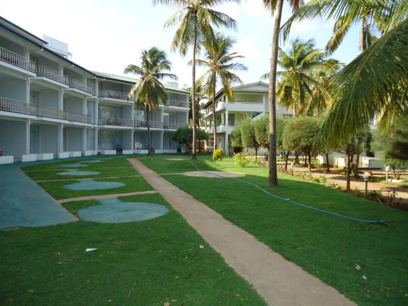 Sea Lotus Park Hotel - Garden
