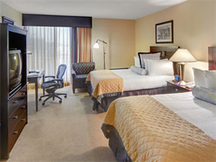 Wyndham Garden Hotel- Newark Airport Newark (NJ) - 2 Double Beds