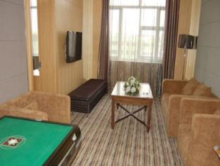 哈爾濱C.本港勞工酒店 哈爾濱 - 客房
