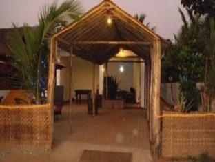 Pam Pirache Resort Nord Goa - Eingang