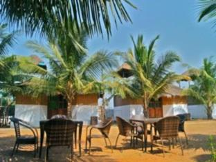 Pam Pirache Resort Sjeverna Goa - Vrt