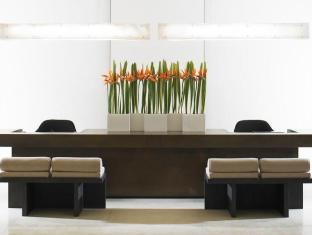 The Hempel Hotel London - Reception Desk in Lobby