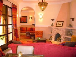 Riad Rabah Sadia Marrakech - Restaurant