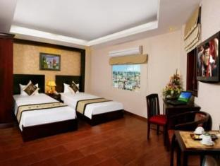 Pearl Suites Grand Hotel Hanojus - Didelis kambarys