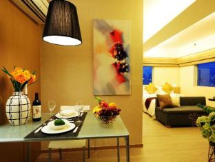 Apartment Kapok Hong Kong - Gostinjska soba