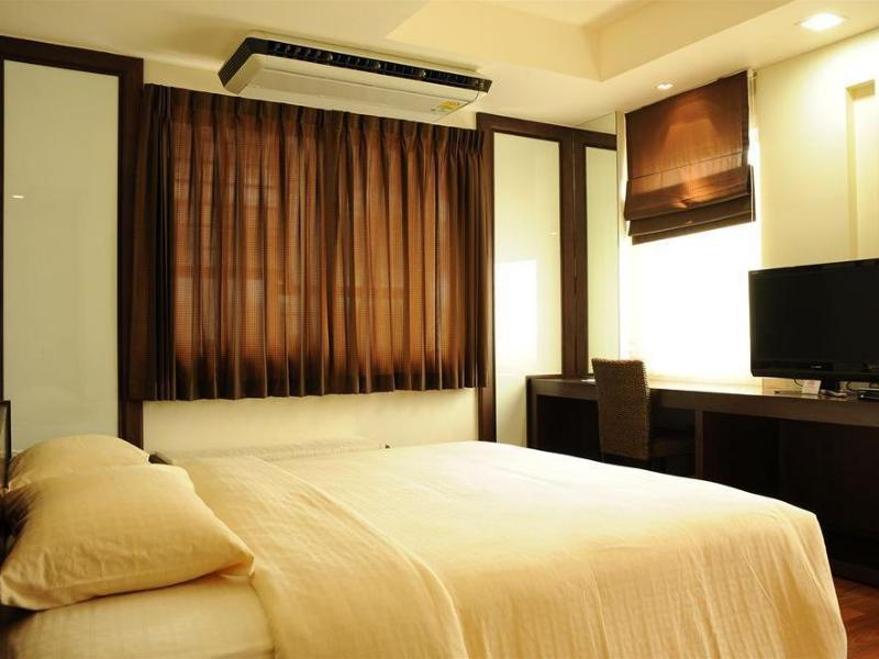 【Sukhumvit Hotel】BKK ホーム 24 ブティック ホテル(BKK Home 24 Boutique Hotel)